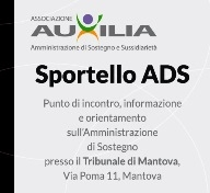 Al via lo Sportello ADS all'interno del Tribunale di Mantova